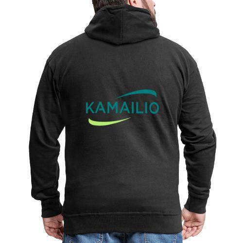 Kamailio - Men's Premium Hooded Jacket