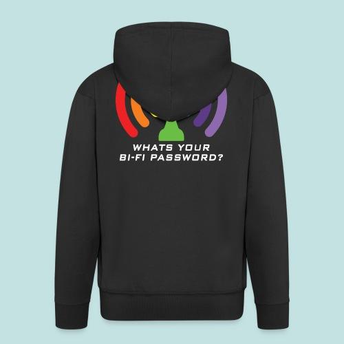 Bi-Fi - Men's Premium Hooded Jacket