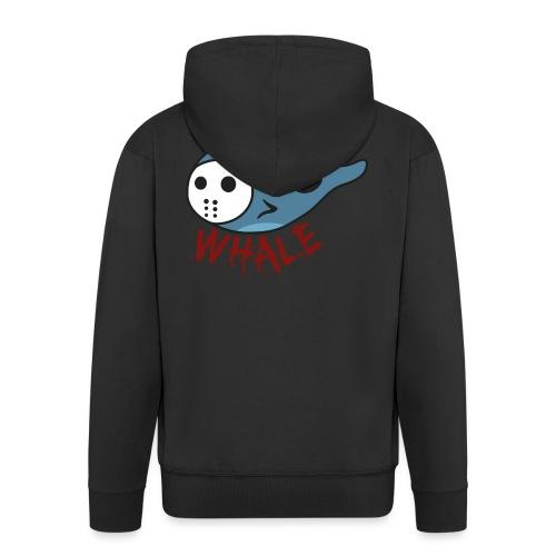 Killer Whale - Männer Premium Kapuzenjacke