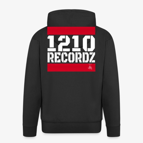 1210 Recordz Tank Top W - Männer Premium Kapuzenjacke