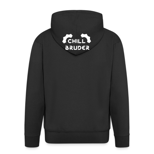Chill Bruder By Frizon - Männer Premium Kapuzenjacke