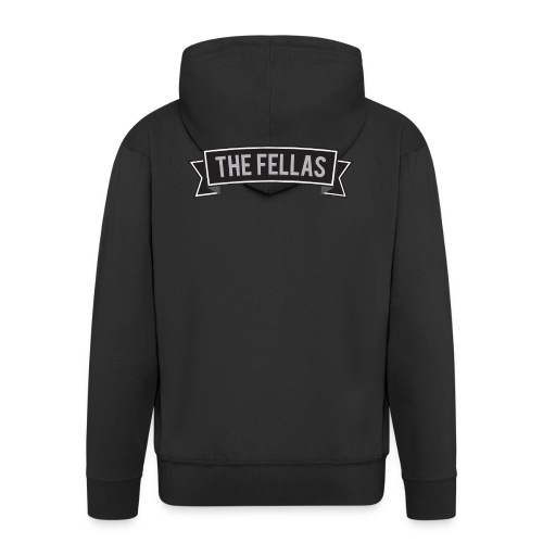The Fellas T-Shirt - Mannenjack Premium met capuchon