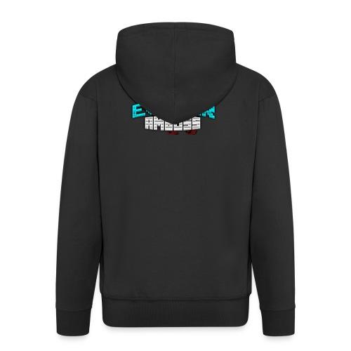 Echter Amboss! - Men's Premium Hooded Jacket