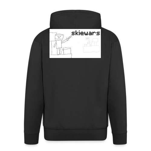 SKIEWARS - Mannenjack Premium met capuchon