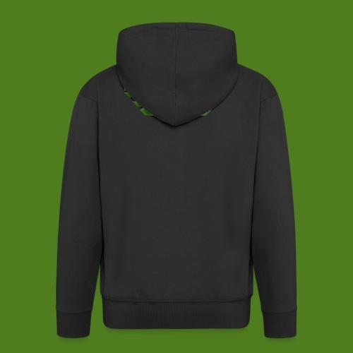 ZoGGaZ Fanshirt Logo groß - Männer Premium Kapuzenjacke