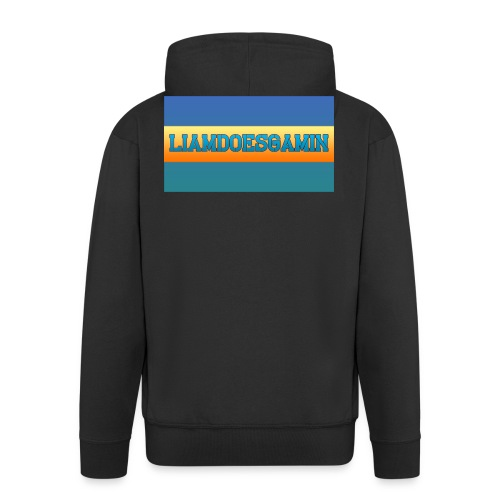 LiamDoesGamin - Men's Premium Hooded Jacket