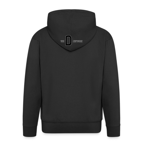 TheDNetwork - Men's Premium Hooded Jacket