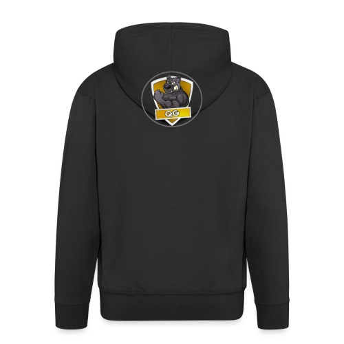 QUICK GAMING - Men's Premium Hooded Jacket