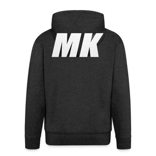 MK 3D - Mannenjack Premium met capuchon