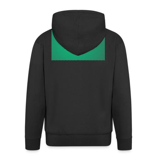 backgrounder - Männer Premium Kapuzenjacke