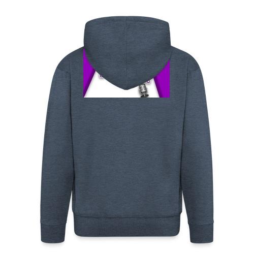 Camisa MichiCast - Men's Premium Hooded Jacket
