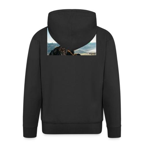 fbdjfgjf - Men's Premium Hooded Jacket