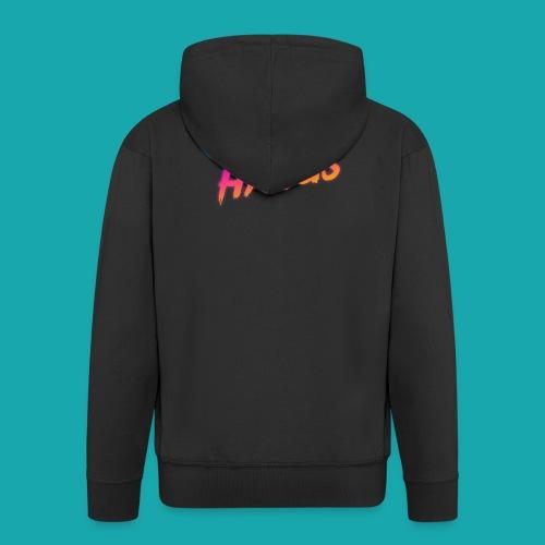 GameHangs Snapback - Men's Premium Hooded Jacket