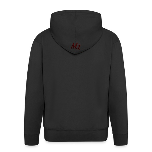 ML merch - Men's Premium Hooded Jacket