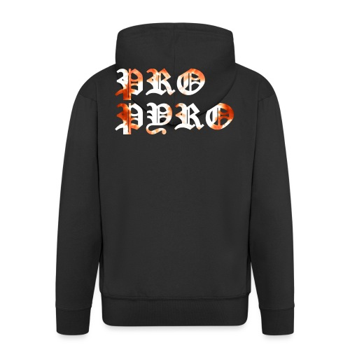 Pro Pyro - Männer Premium Kapuzenjacke