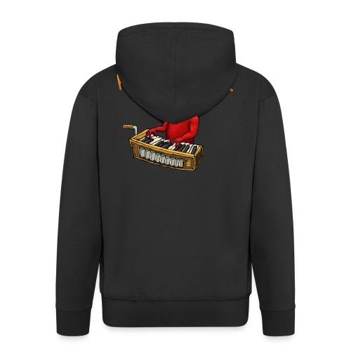 Kapellmeister - Men's Premium Hooded Jacket
