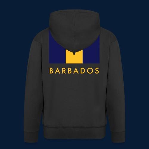 Barbados - Männer Premium Kapuzenjacke