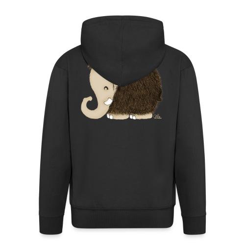 Mini-Mammut Michel - Männer Premium Kapuzenjacke