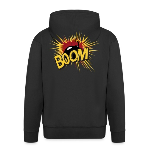BOOM ! - Veste à capuche Premium Homme