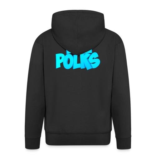 THEPolks - Chaqueta con capucha premium hombre