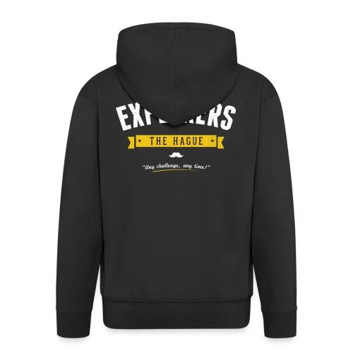 Explorershirt - Mannenjack Premium met capuchon
