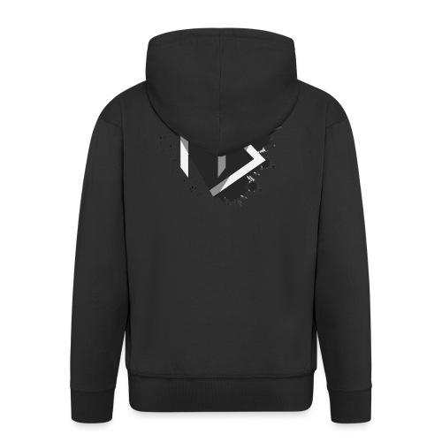 Cappellino NiKyBoX - Felpa con zip Premium da uomo