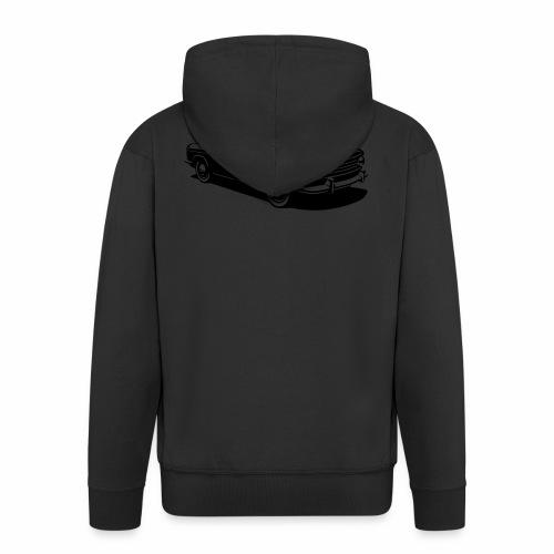 Oldtimer 34 (1c) - Men's Premium Hooded Jacket