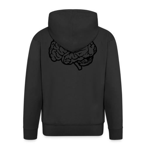cerveau - Veste à capuche Premium Homme