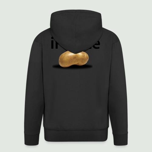 iPatate - Veste à capuche Premium Homme