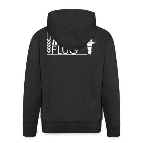 AGRARFLUG - Männer Premium Kapuzenjacke