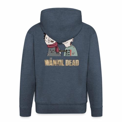 The Wankil Dead - Veste à capuche Premium Homme