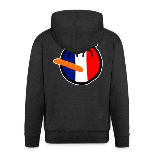 Franceball - Men's Premium Hooded Jacket