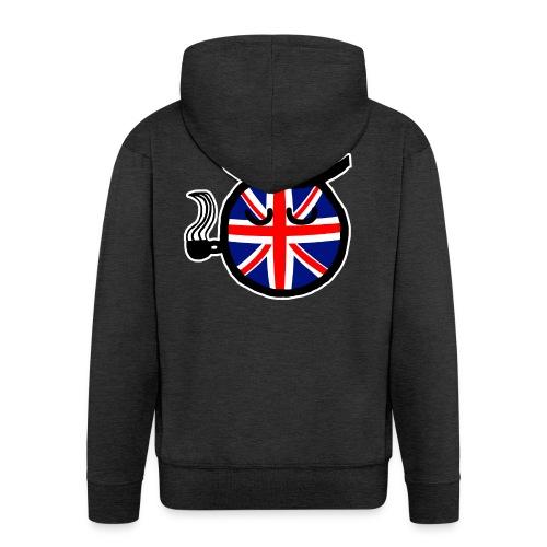 UKball - Men's Premium Hooded Jacket