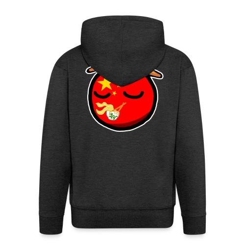 Chinaball - Men's Premium Hooded Jacket