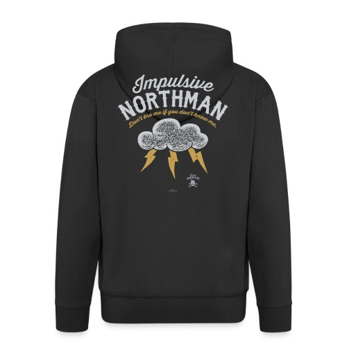 Impulsive Northman - Herre premium hættejakke