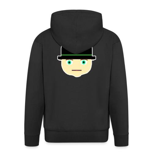 BZ Tasse 2.0 - Männer Premium Kapuzenjacke