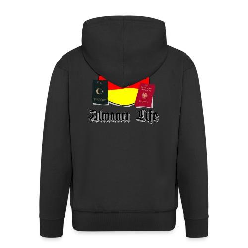 Almanci Life - Männer Premium Kapuzenjacke