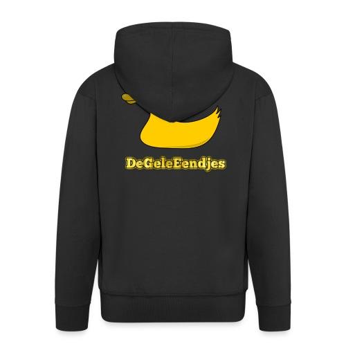 DeGeleEendjes shirt - Men's Premium Hooded Jacket