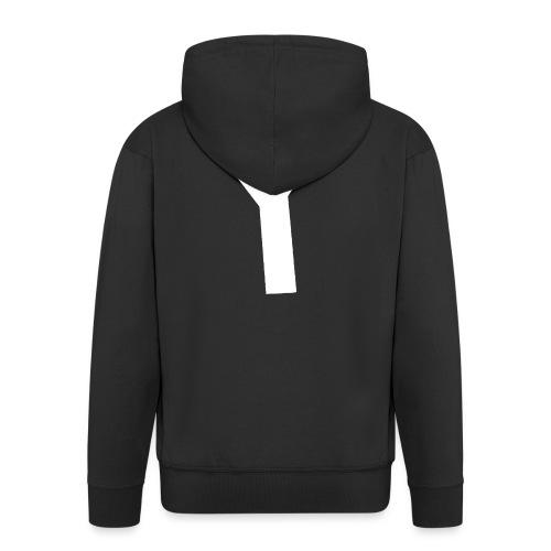 vest YIRCO - Mannenjack Premium met capuchon