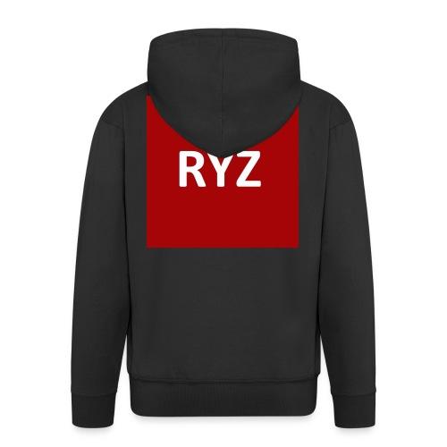 RYZ Pullover - Männer Premium Kapuzenjacke