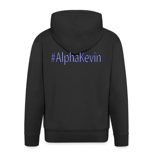 #AlphaKevin - Männer Premium Kapuzenjacke