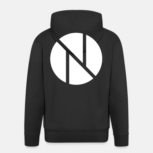Nic0s Fancy Pullover - Männer Premium Kapuzenjacke
