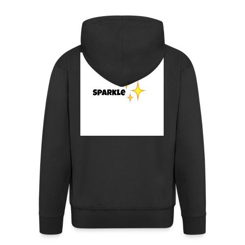 sparkle - Mannenjack Premium met capuchon
