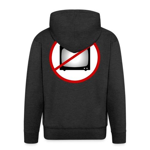 notv - Men's Premium Hooded Jacket