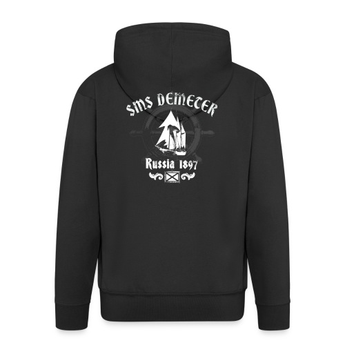 Dracula (Bram Stoker) - Men's Premium Hooded Jacket