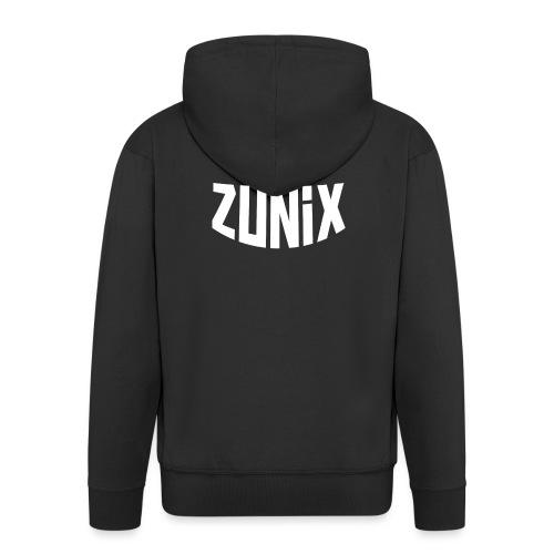 Zunix T-Shirt Man Logo Big - Mannenjack Premium met capuchon