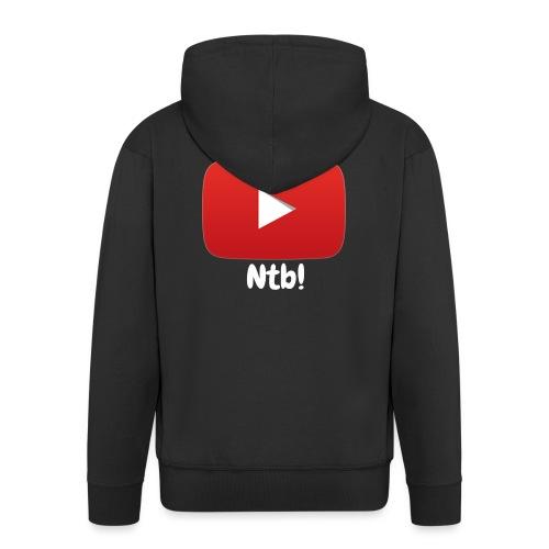 NemoTheBreaker - Fan Shirt - Mannenjack Premium met capuchon