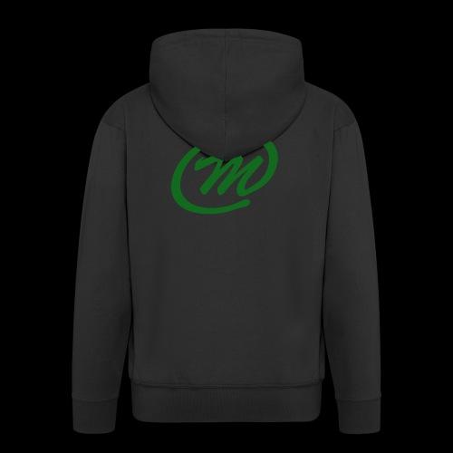 Manqu - Hoodie - Men's Premium Hooded Jacket