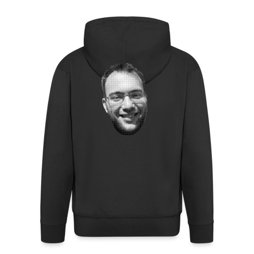 Het Elroy shirt. - Mannenjack Premium met capuchon