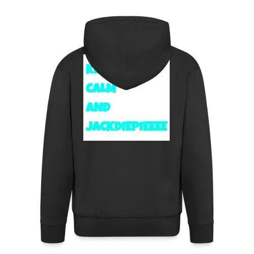 maglietta JACKDIEPIE øfficial 3 - Felpa con zip Premium da uomo